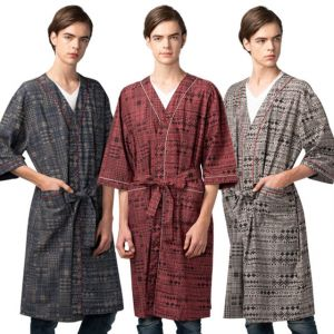 [Yodel] YG017 Combo Hair Robe (3 colors)
