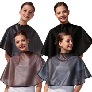 [Yodel] YP010 Coated Mesh Hair Salon Perm Cape Small (4 colors)