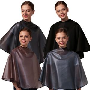 [Yodel] YP011 Coated Mesh Hair Salon Perm Cape (Large)