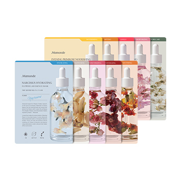 [Mamonde] Flower Lab Essence Mask SET(10 Types)